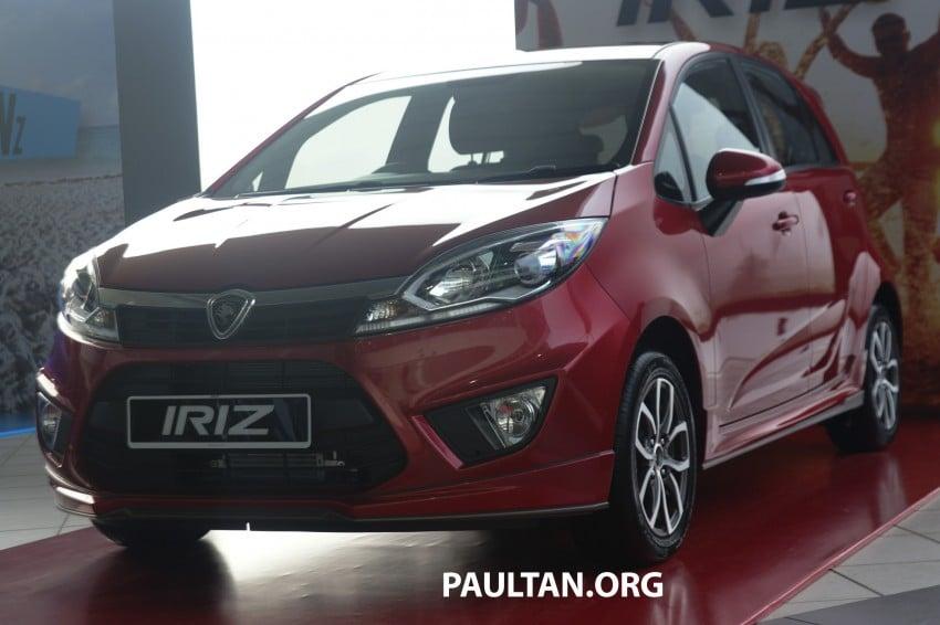 DRIVEN: Proton Iriz 1.6 CVT – first driving impressions Image #275369
