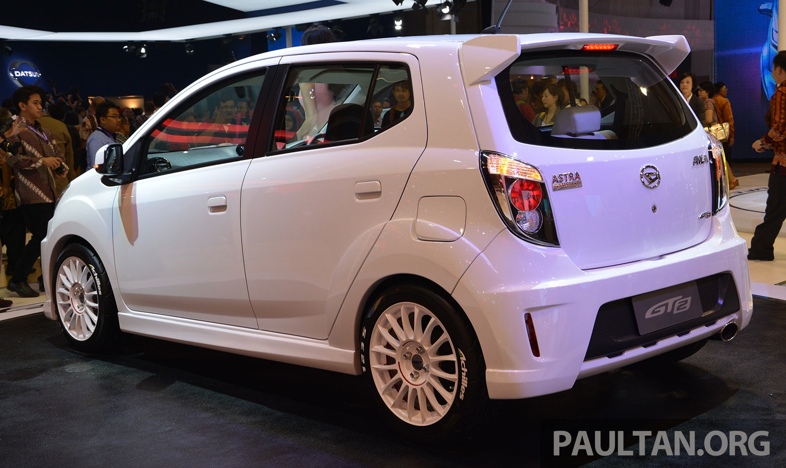 Iims 2014 Daihatsu Ayla Gt2 Shows Axia Possibilities