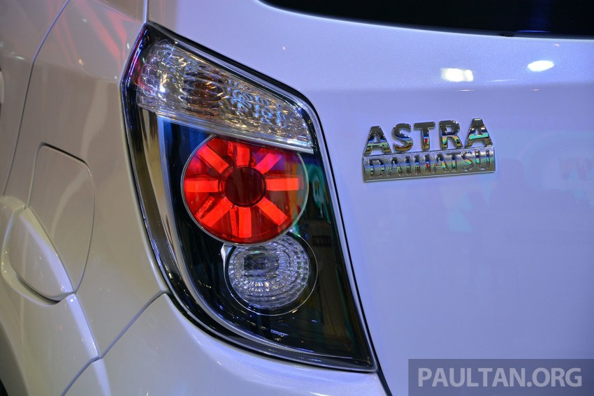 IIMS 2014: Daihatsu Ayla GT2 shows Axia possibilities Image #273810