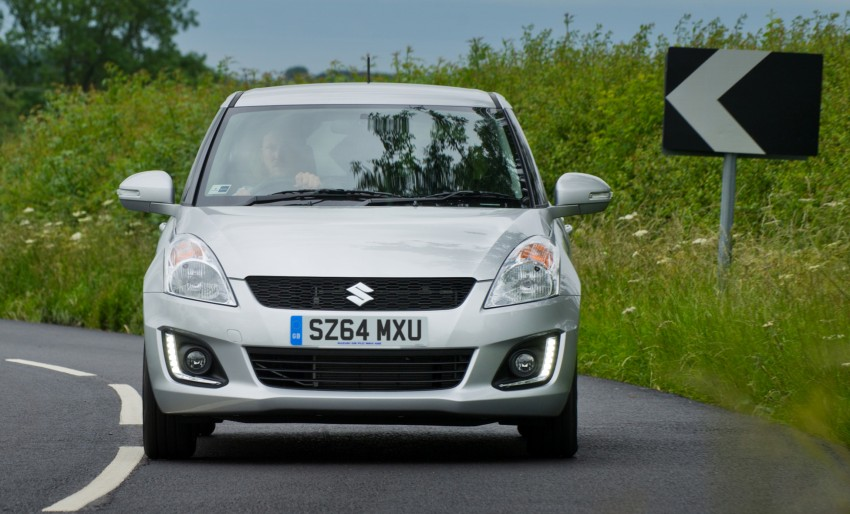 Suzuki Swift gets new 1.2 litre Dualjet engine, previously available for JDM market only Image #270792