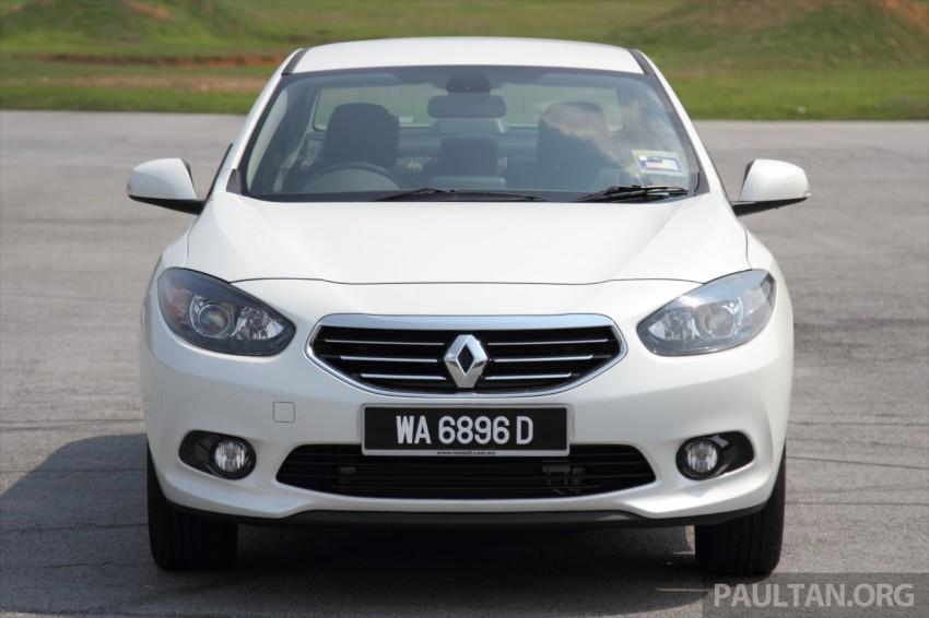 DRIVEN: Renault Fluence 2.0 X-Tronic CKD tested Image #268129