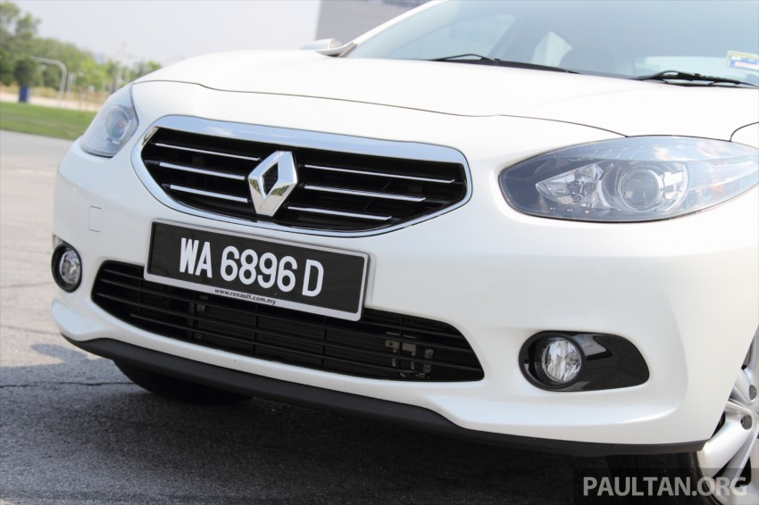 DRIVEN: Renault Fluence 2.0 X-Tronic CKD tested Image #268134