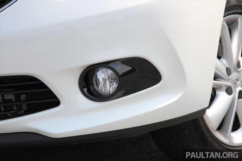 DRIVEN: Renault Fluence 2.0 X-Tronic CKD tested Image #268135
