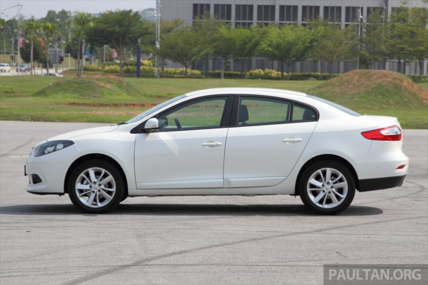 DRIVEN: Renault Fluence 2.0 X-Tronic CKD tested Image #268138