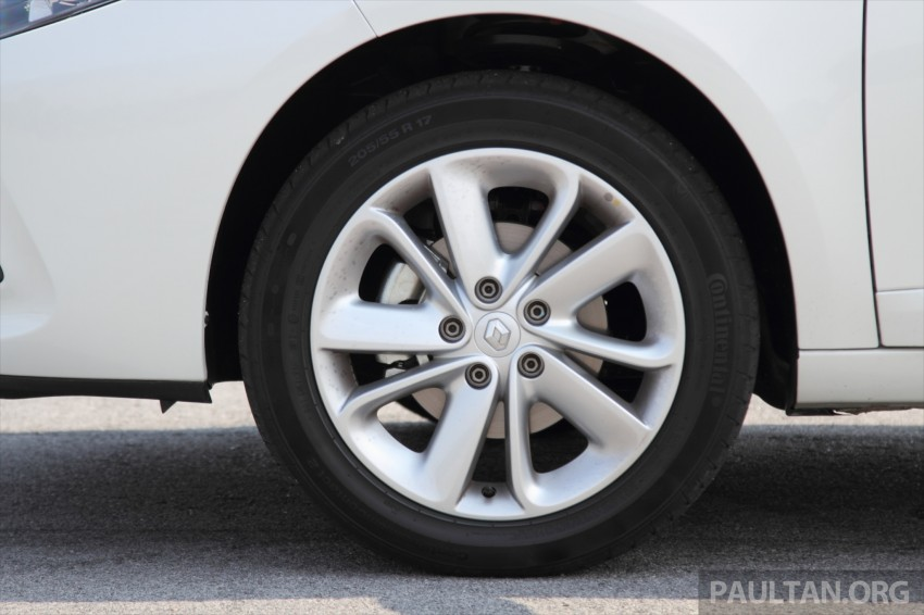 DRIVEN: Renault Fluence 2.0 X-Tronic CKD tested Image #268140