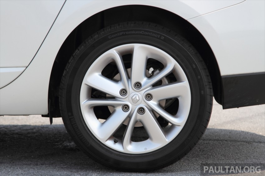 DRIVEN: Renault Fluence 2.0 X-Tronic CKD tested Image #268141