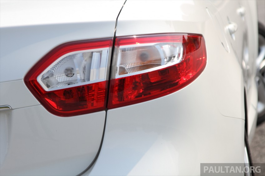 DRIVEN: Renault Fluence 2.0 X-Tronic CKD tested Image #268149