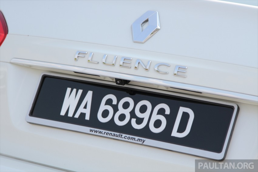 DRIVEN: Renault Fluence 2.0 X-Tronic CKD tested Image #268153