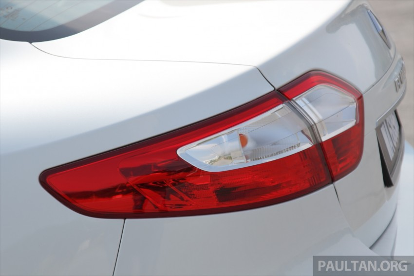 DRIVEN: Renault Fluence 2.0 X-Tronic CKD tested Image #268154