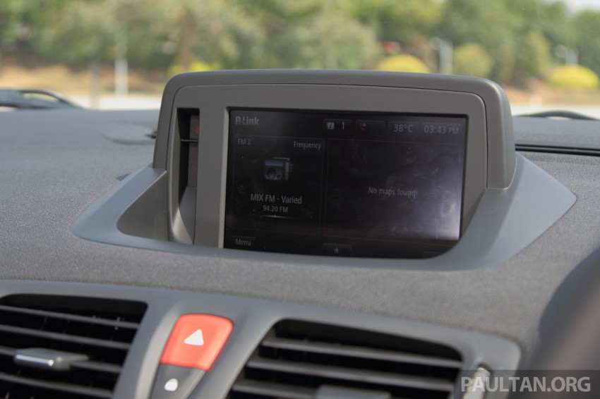DRIVEN: Renault Fluence 2.0 X-Tronic CKD tested Image #268158