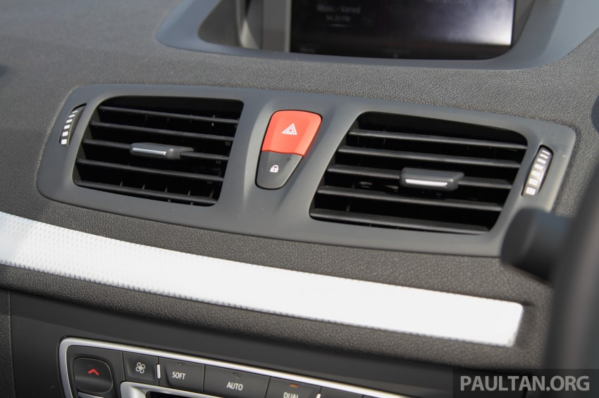 DRIVEN: Renault Fluence 2.0 X-Tronic CKD tested Image #268159