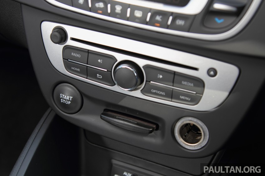 DRIVEN: Renault Fluence 2.0 X-Tronic CKD tested Image #268161