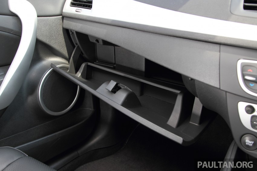 DRIVEN: Renault Fluence 2.0 X-Tronic CKD tested Image #268164