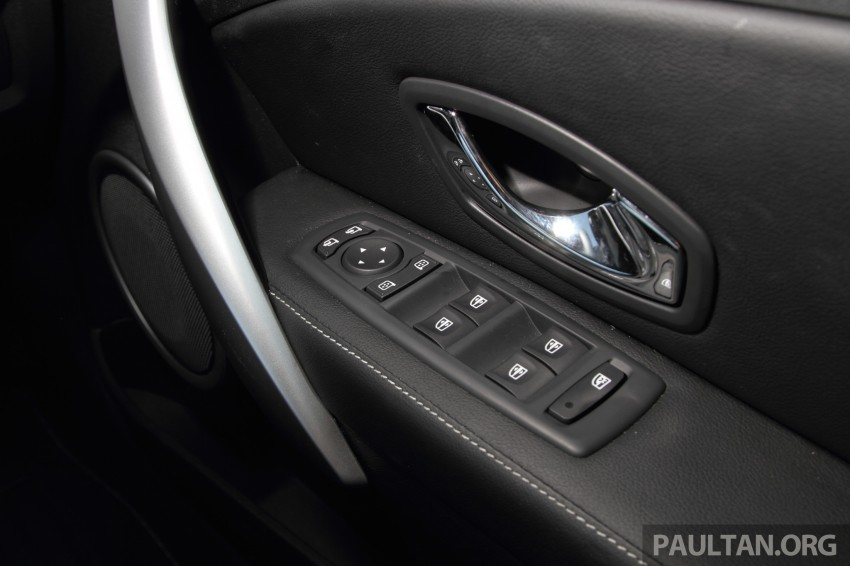 DRIVEN: Renault Fluence 2.0 X-Tronic CKD tested Image #268166