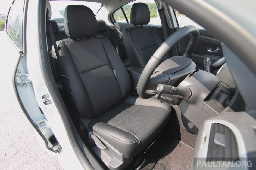 DRIVEN: Renault Fluence 2.0 X-Tronic CKD tested Image #268178
