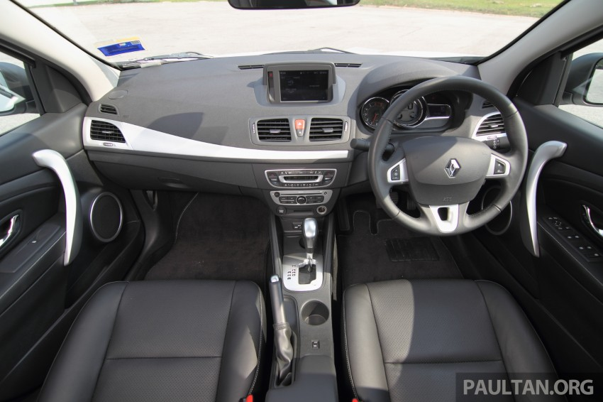 DRIVEN: Renault Fluence 2.0 X-Tronic CKD tested Image #268184