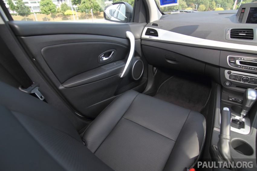 DRIVEN: Renault Fluence 2.0 X-Tronic CKD tested Image #268185