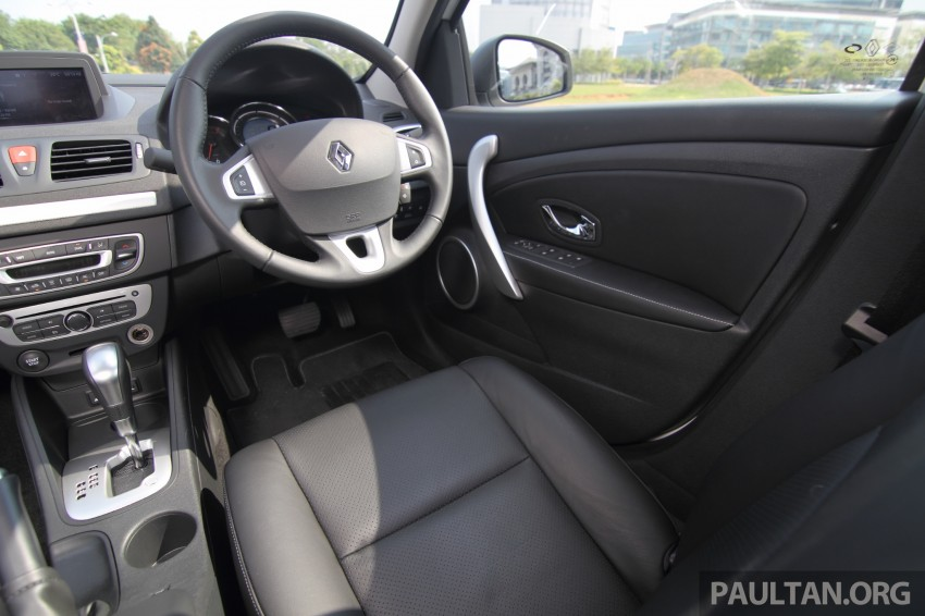 DRIVEN: Renault Fluence 2.0 X-Tronic CKD tested Image #268186
