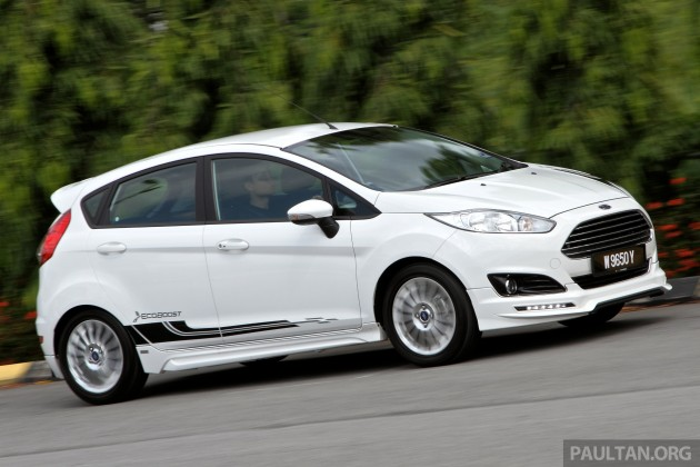 Ford Fiesta 1.0 EcoBoost 55