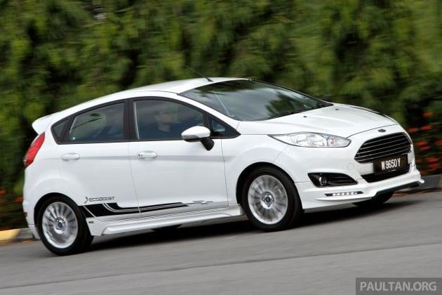 Ford Fiesta 1.0 EcoBoost 55