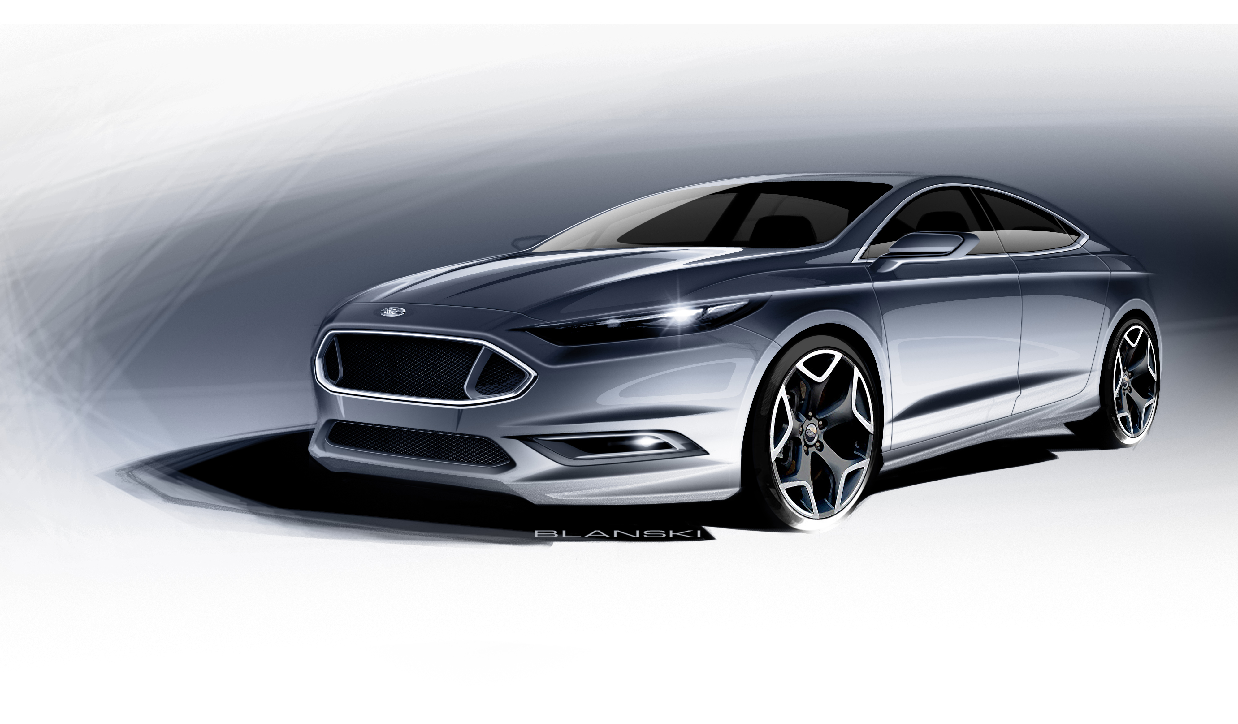 New Ford Mondeo for Europe: introduces new safety systems ...