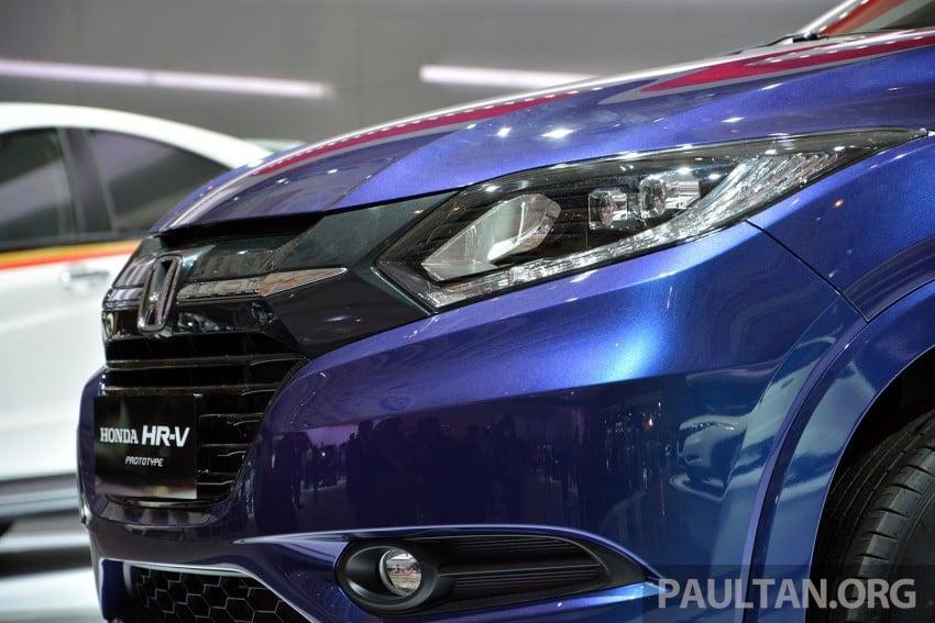 IIMS 2014: Honda HR-V makes ASEAN debut, 1.5 and 1.8 CVT spec revealed, from Rp 240 juta or RM65k Image #272995