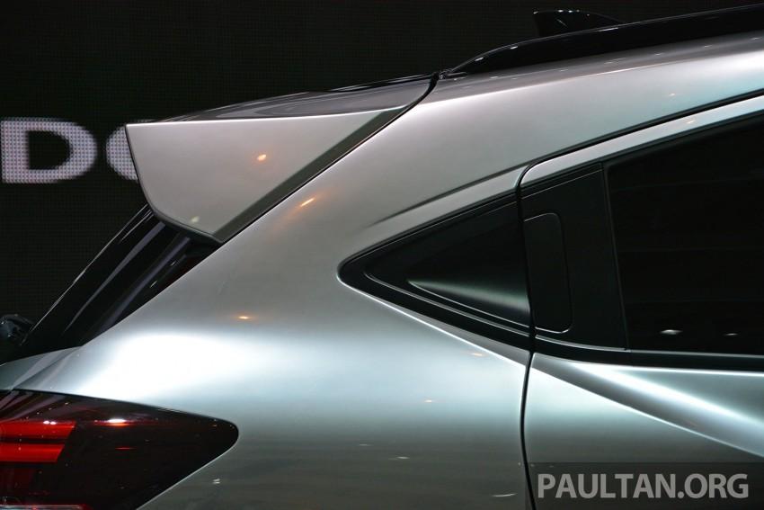 IIMS 2014: Honda HR-V makes ASEAN debut, 1.5 and 1.8 CVT spec revealed, from Rp 240 juta or RM65k Image #272998