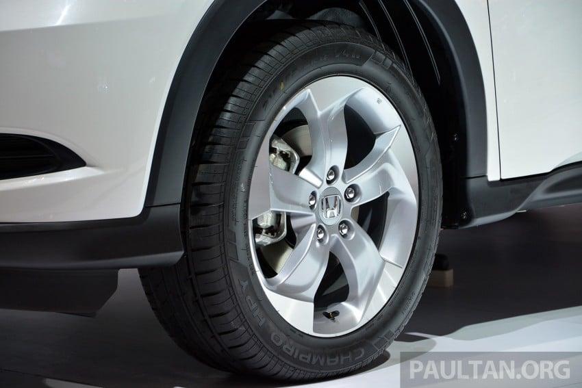 IIMS 2014: Honda HR-V makes ASEAN debut, 1.5 and 1.8 CVT spec revealed, from Rp 240 juta or RM65k Image #272984