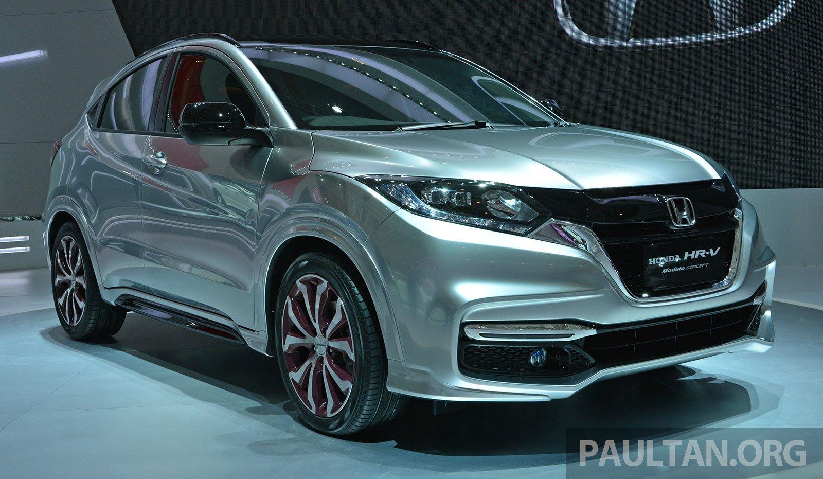 Honda Hr V Modulo >> IIMS 2014: Honda HR-V Mugen and Modulo live gallery Paul Tan - Image 273139
