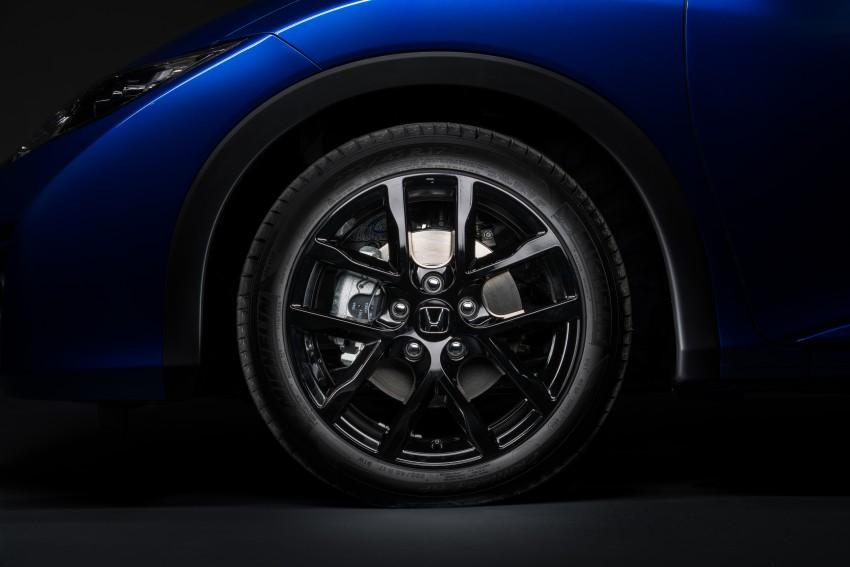Honda Civic – Euro models get facelift, new Sport trim Image #274897