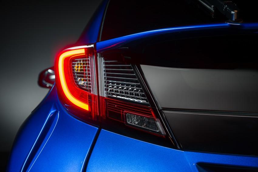 Honda Civic – Euro models get facelift, new Sport trim Image #274895