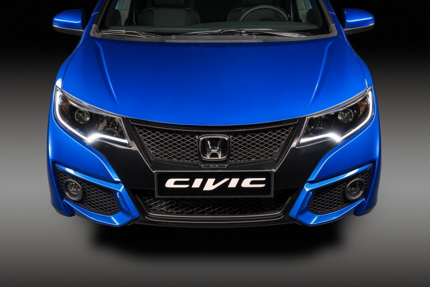 Honda Civic – Euro models get facelift, new Sport trim Image #274901