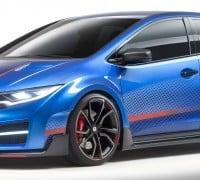 Honda Civic Type-R ConceptPhotograph: James Lipman +44 7803 885275
