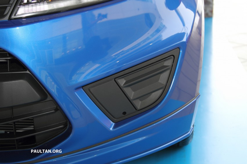 Proton Iriz launched – 1.3 and 1.6 VVT, from RM42k Image #275259