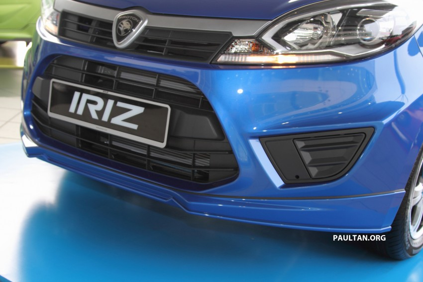 Proton Iriz launched – 1.3 and 1.6 VVT, from RM42k Image #275261