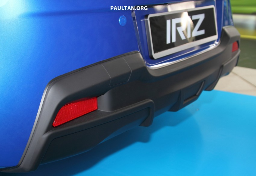 Proton Iriz launched – 1.3 and 1.6 VVT, from RM42k Image #275264