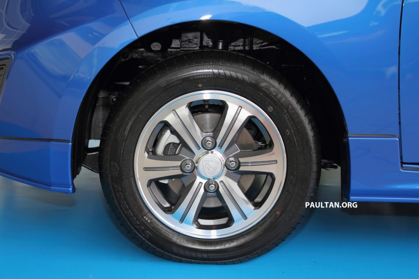 Proton Iriz launched – 1.3 and 1.6 VVT, from RM42k Image #275265