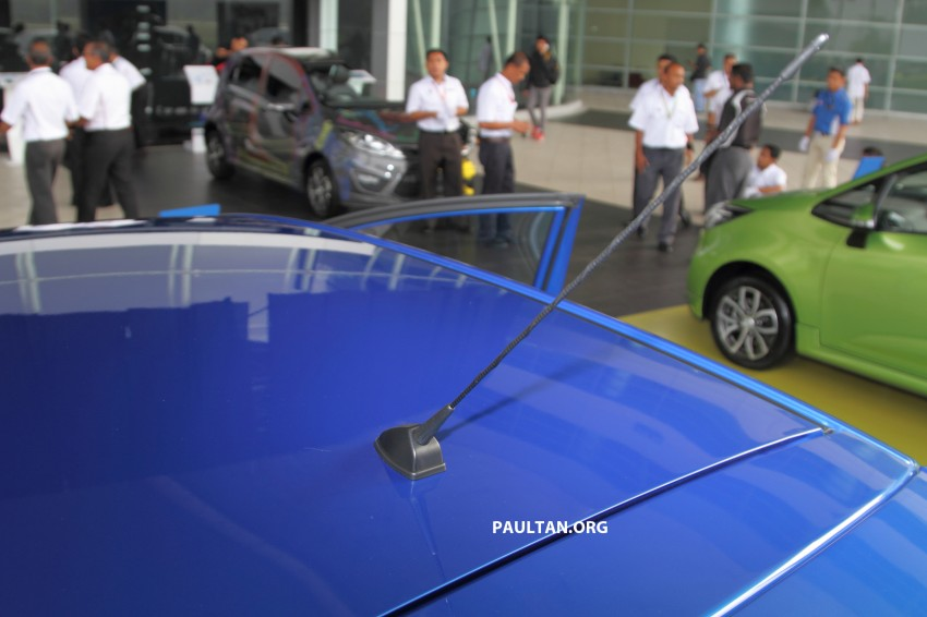 Proton Iriz launched – 1.3 and 1.6 VVT, from RM42k Image #275269