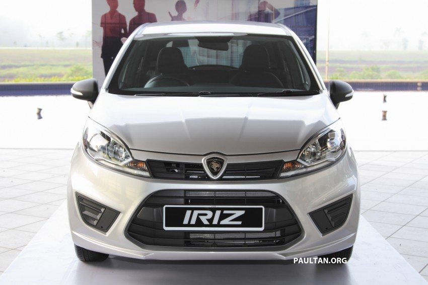Proton Iriz launched – 1.3 and 1.6 VVT, from RM42k Image #275270