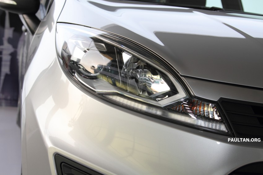 Proton Iriz launched – 1.3 and 1.6 VVT, from RM42k Image #275271