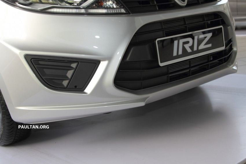 Proton Iriz launched – 1.3 and 1.6 VVT, from RM42k Image #275273