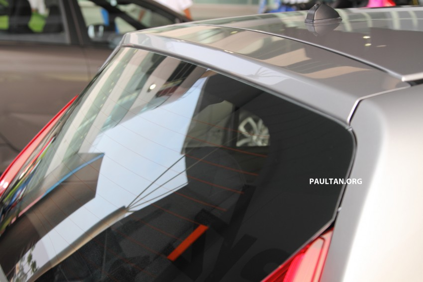 Proton Iriz launched – 1.3 and 1.6 VVT, from RM42k Image #275276