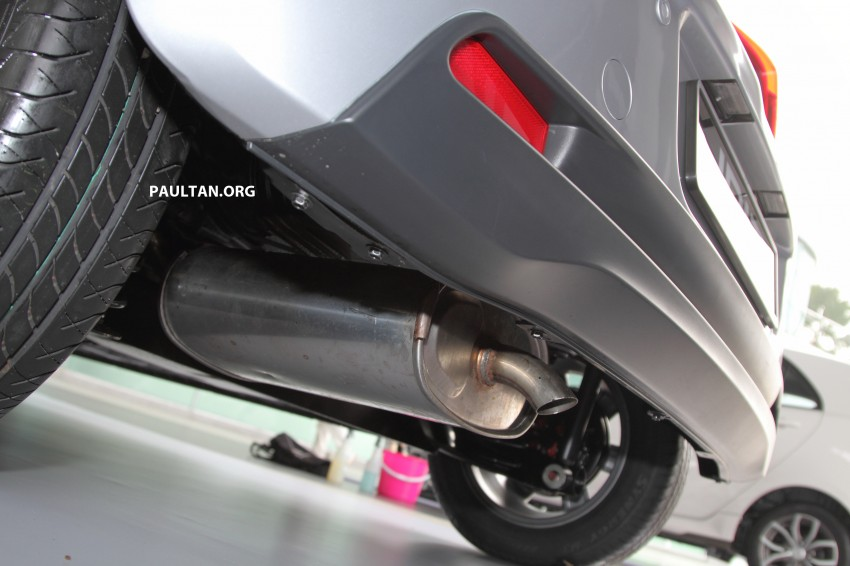 Proton Iriz launched – 1.3 and 1.6 VVT, from RM42k Image #275279