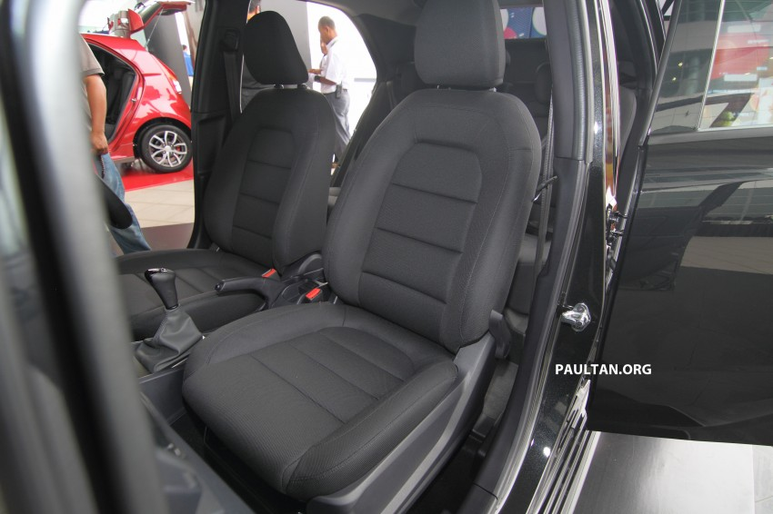 Proton Iriz launched – 1.3 and 1.6 VVT, from RM42k Image #275280