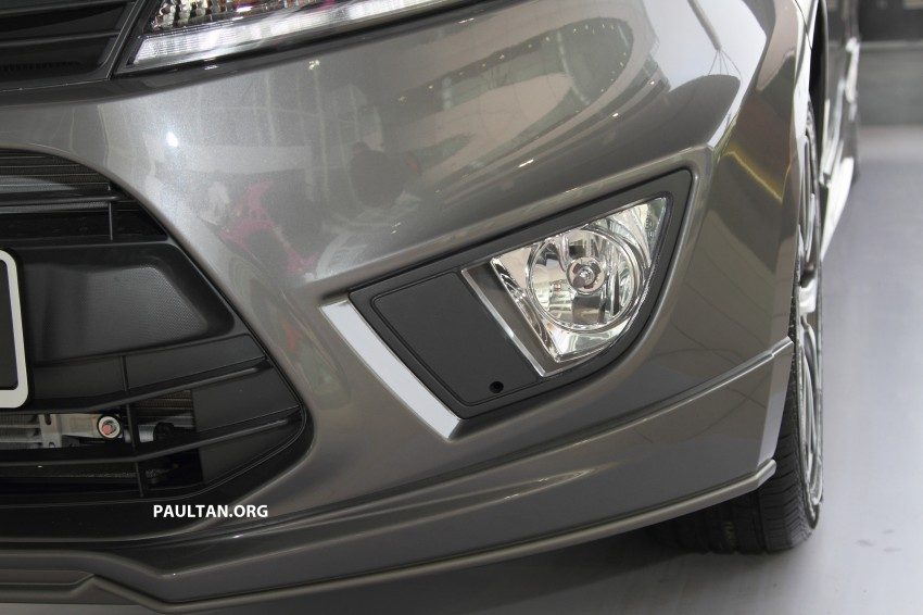 Proton Iriz launched – 1.3 and 1.6 VVT, from RM42k Image #275286