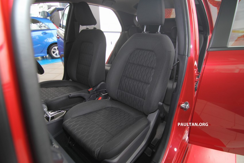 Proton Iriz launched – 1.3 and 1.6 VVT, from RM42k Image #275287