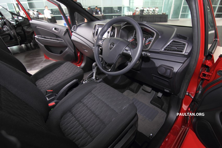 Proton Iriz launched – 1.3 and 1.6 VVT, from RM42k Image #275288