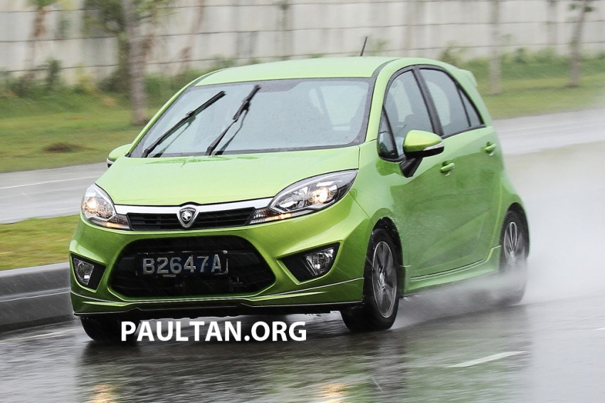 DRIVEN: Proton Iriz 1.6 CVT – first driving impressions Image #275388