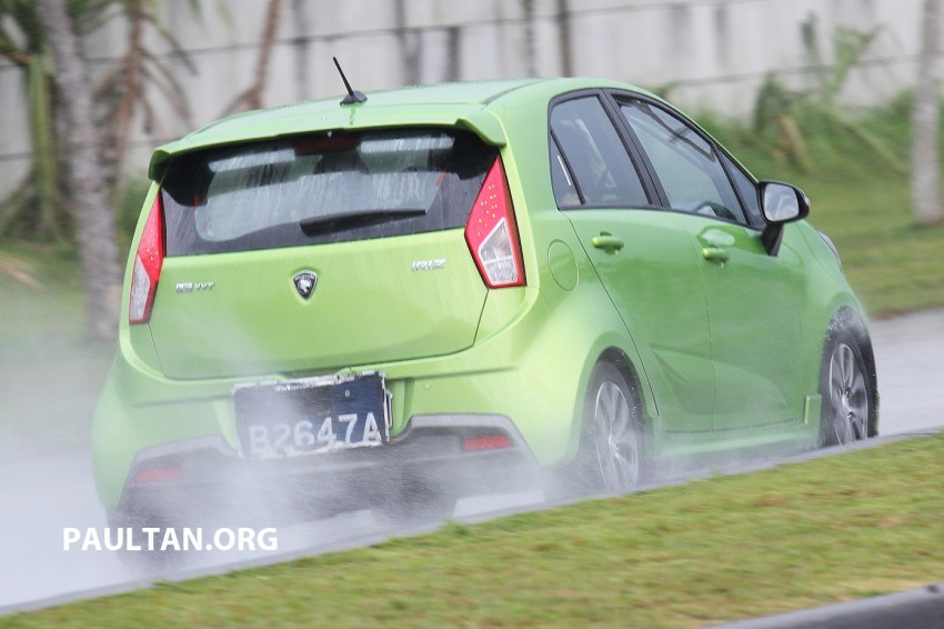 DRIVEN: Proton Iriz 1.6 CVT – first driving impressions Image #275391
