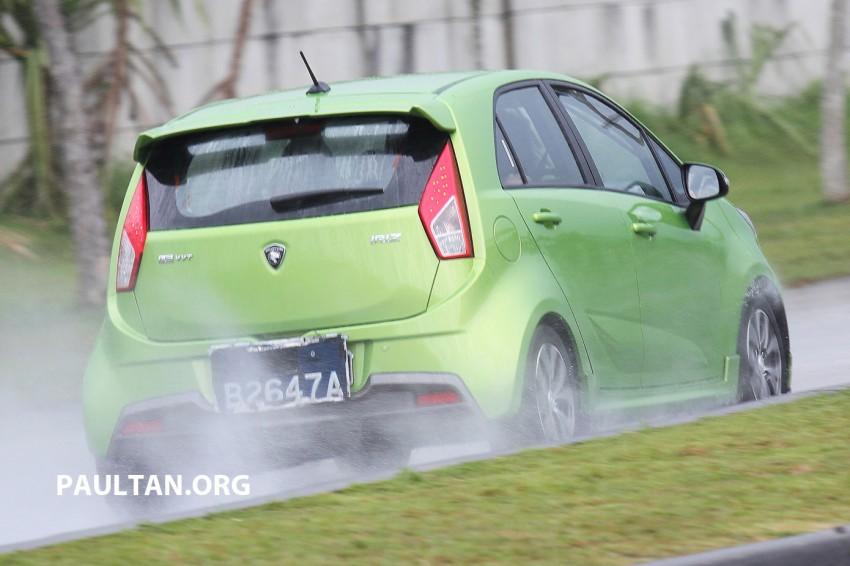 DRIVEN: Proton Iriz 1.6 CVT – first driving impressions Image #275391
